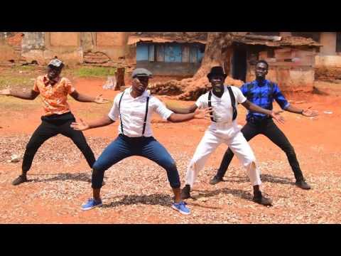 OBANGAINA DANCE COVER@PLATINUMZ DANCE COMPANY UGANDA