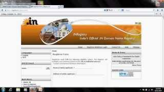 vuclip process of registering domain extentions - .ac.in and .edu (tutorial - 4)
