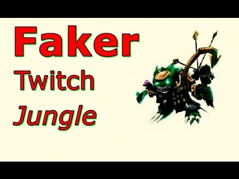 Faker Twitch