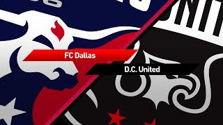 Video Gol Pertandingan FC Dallas vs DC United