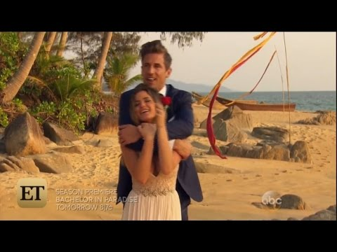 Jordan Rodgers gets teased about The Bachelorette during his SEC Network debut.