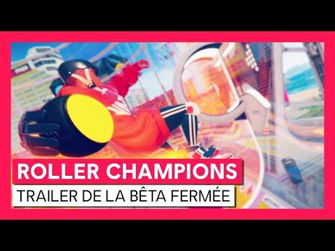 ROLLER CHAMPIONS - Trailer de la Bêta fermée