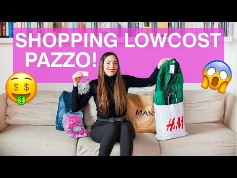 HAUL SHOPPING LOWCOST: shopping pazzo con i saldi 2017 (e nuova collezione primavera 2017!)