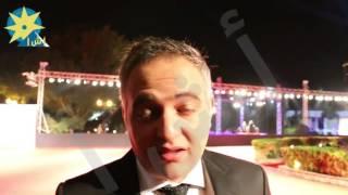بالفيديو : المنتج محمد حفظى
