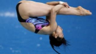 تقرير| الغطس..رياضة فنية مائية وسميكة أحد رموز الغطس الأولمبي ·