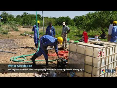 Professionalizing manual drilling in Somalia