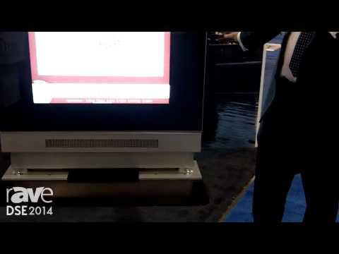 DSE 2014: VertiGo Shows the Flex-Vu Totem Shelter Product