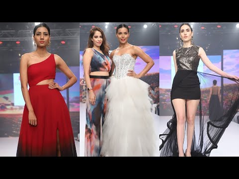 Delhi Times Fashion Week 2019 | Sakshi Bindra presents her exquisite collection