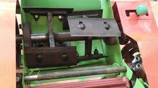 Gambar cover Lihat Pisau di dalam mesin Pencacah Rumput Super Cepat