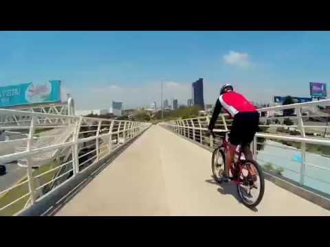 Bike Ride in Puebla, Mexico