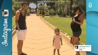 ¡Antonella Roccuzzo y Daniella Semaan juntas y embarazadas!