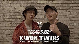 Kwon Twins | 2019 X ACADEMY WORKSHOP SERIES - 5 / Interview