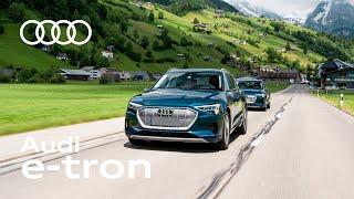 Audi E-Tron | Audi Центр Vipos