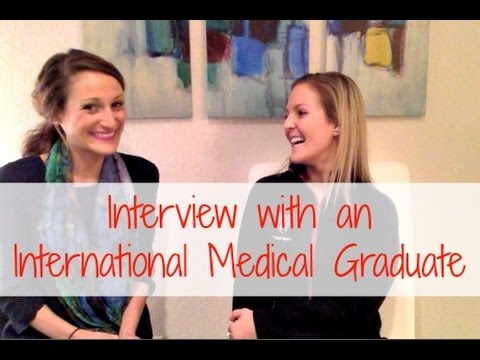 All About Being An International Medical Graduate