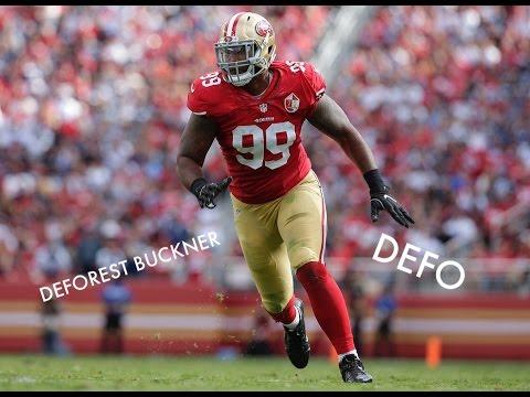 Deforest Buckner || The Future || 2016 San Francisco 49ers Rookie Highlights
