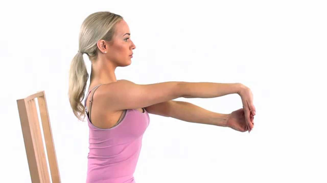 how to work individual wrist muscles