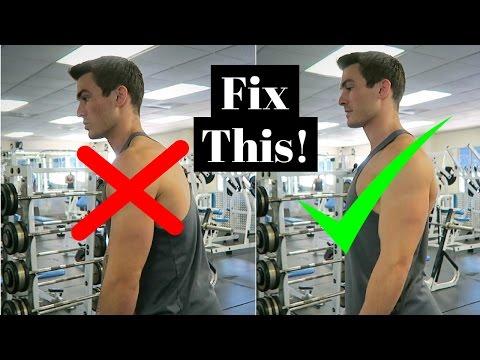 How To Fix Poor Posture