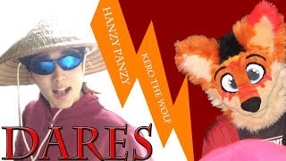 HanzyPanzy & Kero do dares!