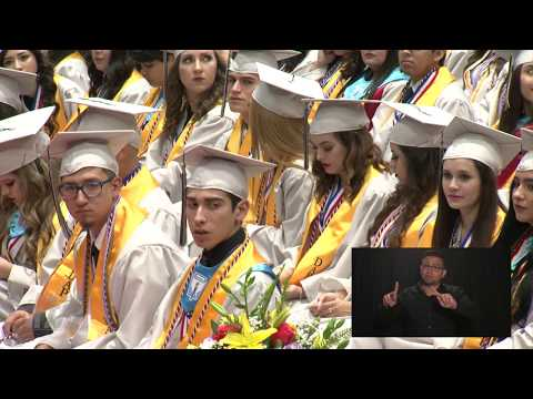 PSJA North ECHS Commencement Ceremony 2017