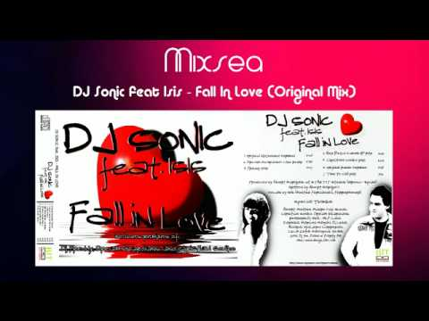 DJ Sonic feat Isis - Fall In Love (Original Mix)-By ItaLuizDance