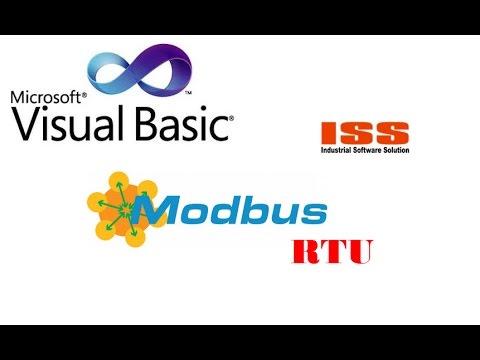 Modbus RTU With Visual Basic: Function 06 Write Single Register