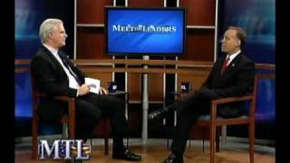 Meet the Leaders - December 2011 with Tom Cilmi