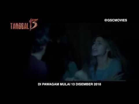 Tanggal 13 Official Trailer In Cinemas 13 December 2018 Youtube