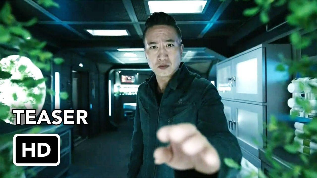The expanse season 3 new trailer