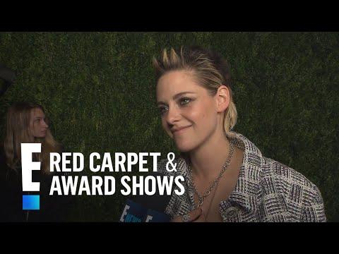 Kristen Stewart Says She's