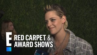 Kristen Stewart Says She