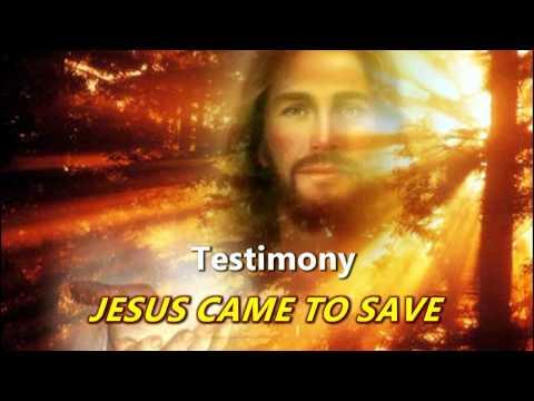 Incredible testimony : Jesus came to save me