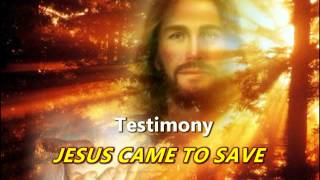 Incredible testimony : Jesus came to save me