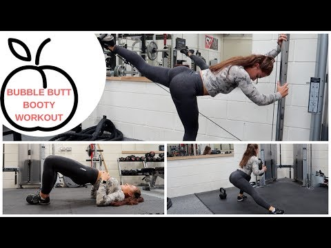 Building Your Glutes  Bubble Butt Workout