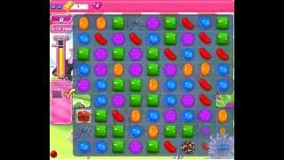 How to beat Candy Crush Saga Level 464 - 2 Stars - No Boosters - 316,240pts