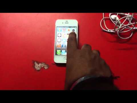 Iphone 4 white conversion review-india