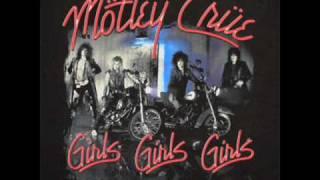 Motley Crue - five years dead