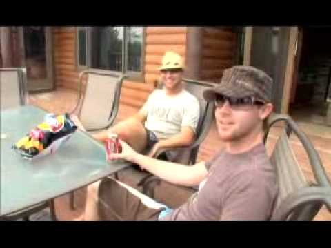 MTV Interview - Mike at his cottage