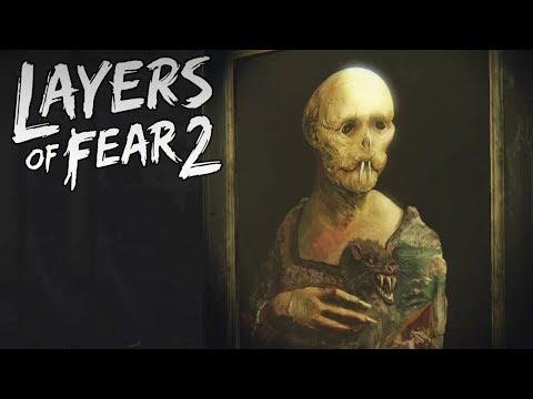 Затонувший титаник! Призраки на корабле Layers of Fear 2 прохождение на русском #9 horror game 2019