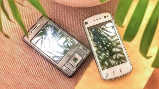 Мои старые мобильные телефоны | Старые фото и видео | Amarilife(Мои старые мобильные телефоны с которым я раньше ходила. Даже фото и видео на них сохранились. ДРУЗЬЯ, всем..., 2017-02-03T15:22:26.000Z)
