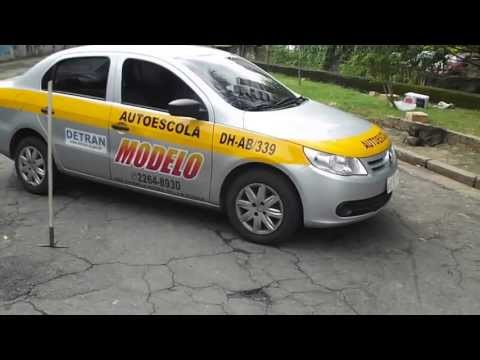Baliza no voyage auto escola Modelo Travel Video