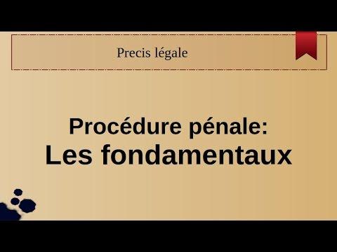 hqdefault - Droit pénal : La mise en œuvre de la responsabilité pénale