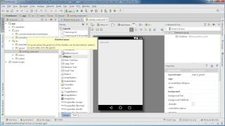 Android App Development for Beginners - 11 - Designing the User Interface(, 2014-12-19T09:28:40.000Z)