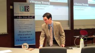 Cold Calling Tips - Fail Fast and Small - Clinton Young