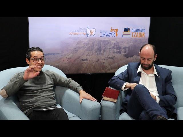 Transmissão AO VIVO - Falando Sobre Judeus e Judaísmo - com Pr. Alexandre Dutra