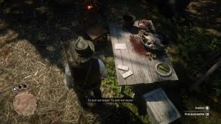 Red Dead Redemption 2 koza