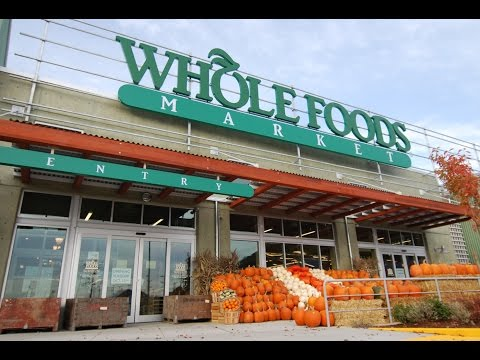 Random Vlog #17: My Trip to Whole Foods Market