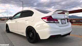 InsanexFB6 with his 2014 Civic SI