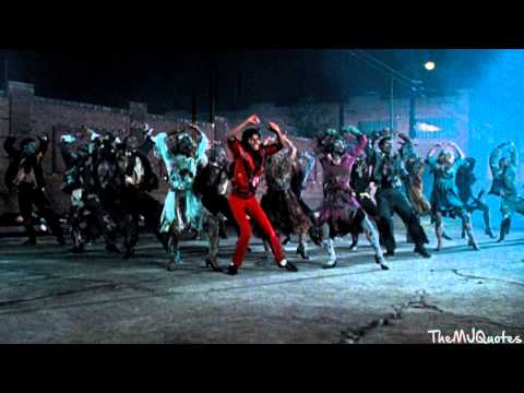 Michael Jackson's Thriller Blu-ray Edition (Moonwalker) HD