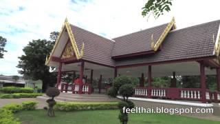 ศาลาขุนแผน โรงเรียนกาญจนานุเคราะห์ กาญจนบุรี