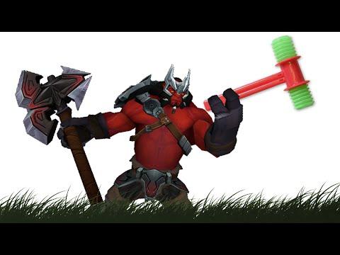видео: dota 2. Забавный ultra kill от axe